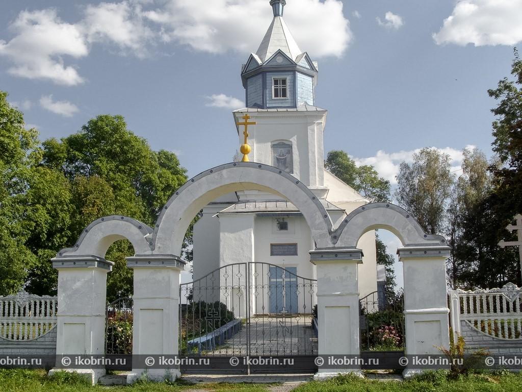 Картинки по запросу Свято-Покровская Церковь (д.Буховичи)