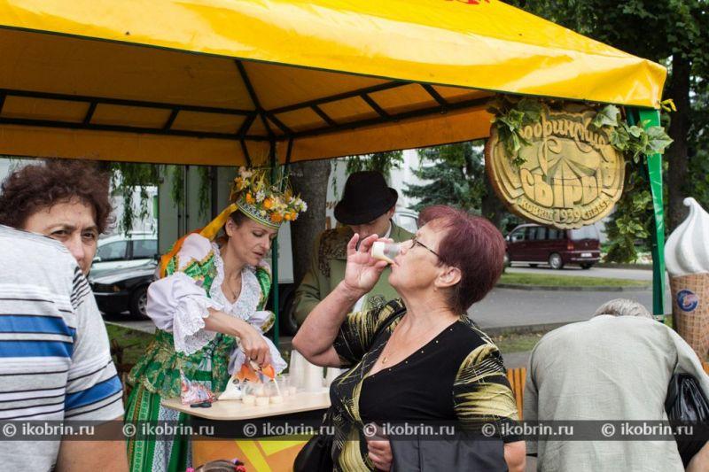 Как в Кобрине масштабно и весело отмечали день города-2016