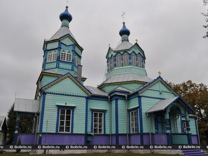 Крушина, Кобринский район, Туристический Кобрин 71